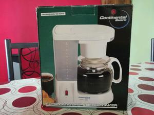 Cafetera electrica con filtro