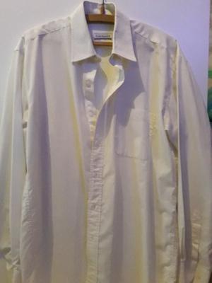 Camisa Cacharel Blanca mas Camisa Blanca manga larga