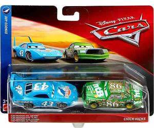 Cars 3 Autos Surtidos Pack X 2
