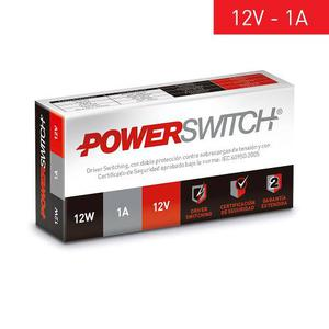 Fuente Switching 12v 1a Transformador Cctv Tira Led