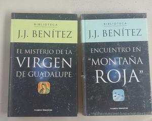 Lote de 11 Libros de J. J. Benitez