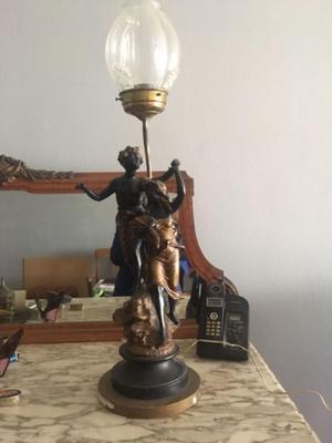 lamparas antiguas firmadas