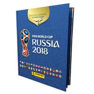 Album Rusia  Tapa Dura Panini + Las 670 Figus A Pegar
