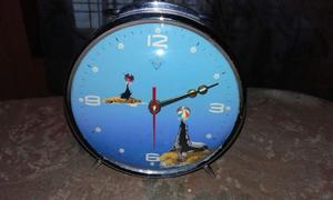 Reloj antiguo sin uso