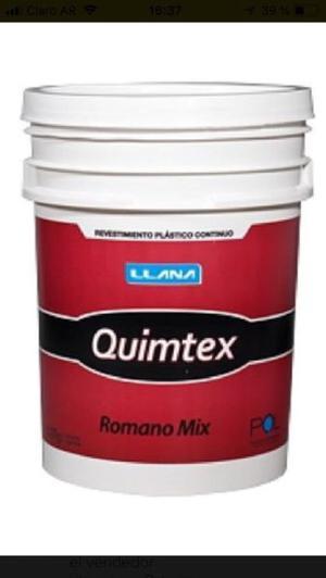 Revestimiento plástico Quimtex Mx G101, listo para usar