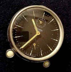 Silant Antiguo Reloj Despertador A Cuerda Premier Vintage