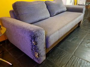 Vendo Sofá cama de dos cuerpos con funda