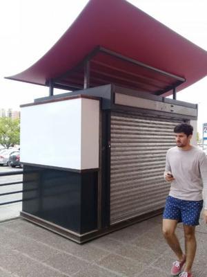 vendo kiosco movil