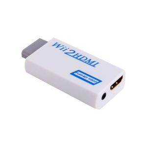 Conversor Wii A Hdmi 720p/p Conectala Wii Por Cable Hdmi