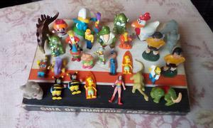 Lote de juguetitos de coleccion en buen estado