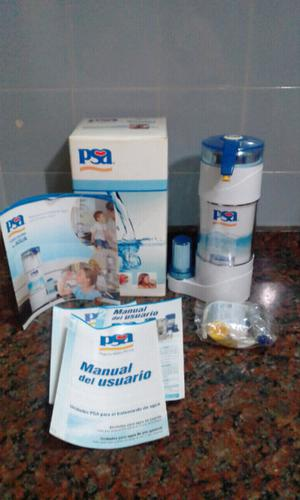 Purificador de agua PSA. Sin uso.