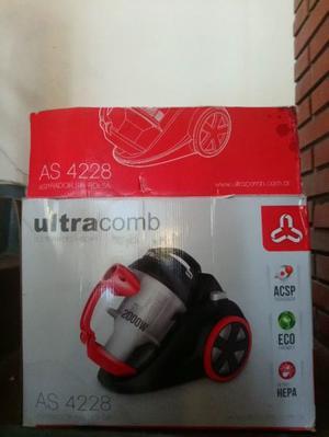 Aspiradora ultracomb Ultracomb Aslts w sin bolsa