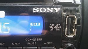 Stereo Sony Xplod
