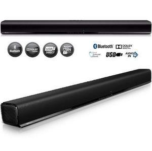 Barra Sonido Parlante Philips Htlbx 40w Bluetooth Usb