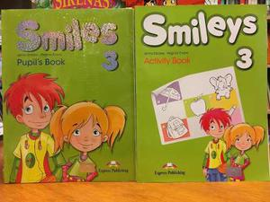 Smileys 3 Pupil S Book & Activity Book - Express Publishing