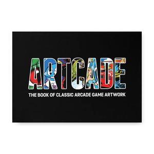 Artcade - The Book Of Classic Arcade Game Art - Libro