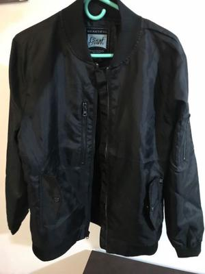 CAMPERA IMPERMEABLE P/MOTO HOMBRE TALLE M