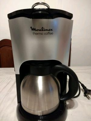 Cafetera Moulinex Thermo coffee usada