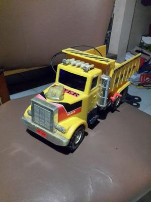 Camión Dump, Construcción