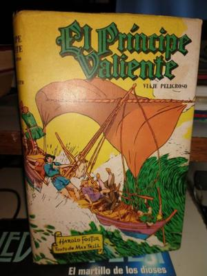 El Príncipe Valiente Viaje Peligroso - Colección Robin