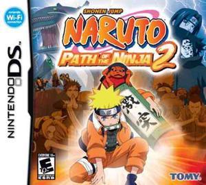 Naruto: Camino Of The Ninja 2 - Nintendo Ds