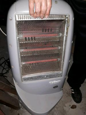Vendo estufa electrica liliana
