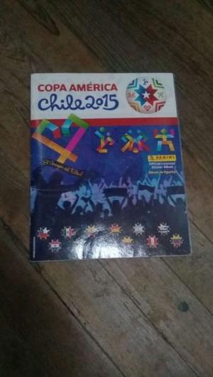 ALBUN COPA AMERICA CHILE  !! COMPLETO !! $ 999
