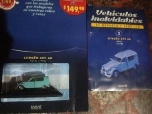 Autos de servicio n2 y n'3