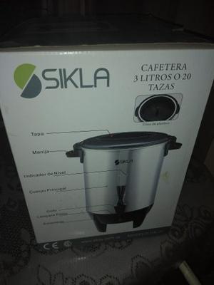 Cafetera Silka
