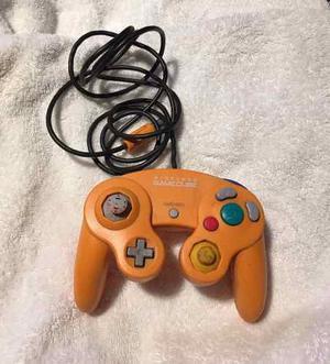 Control Nintendo Gamecube Color Naranja