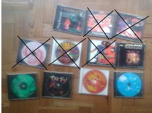 Lote De 10 Juegos De Playstation 1 A Eleccion