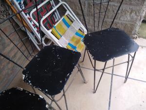 Muebles de jardin hierro y buenos aires posot class for Sillas de jardin de hierro