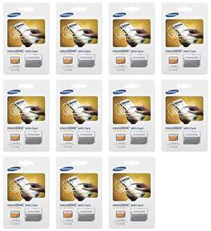 11 X Cantidad De Sony Xperia Z2 Tarjeta De Memoria Micro Sd