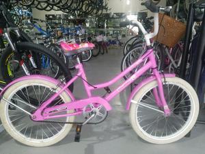 Bicicleta de Niña Rodado 20 Restaurada