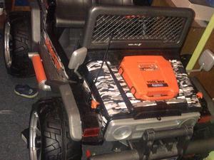 Jeep nuevo sin uso
