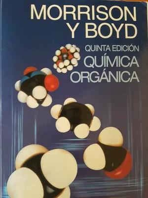 Quimica Aplicada - Morrison Boyd - Quinta Edicion