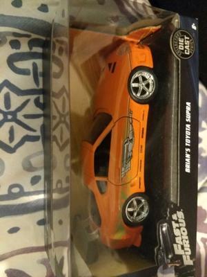 Toyota Supra Rápido y furioso - Brian