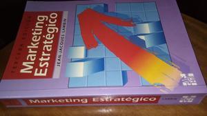 """Vendo libro """"Marketing Estratégico"""""""