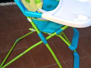 vendo silla de bebe en muy buen estado
