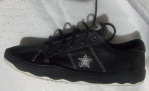 zapatillas deportiva de hombre número 42 color negro