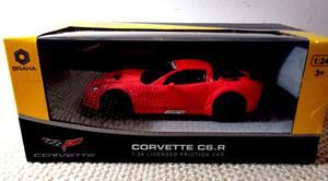 Auto a fricción Corvette