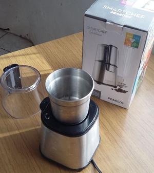 Molinillo de café Peabody un uso acero inoxidable