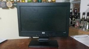 """Monitor HP 15"""" usado, muy buen estado"""