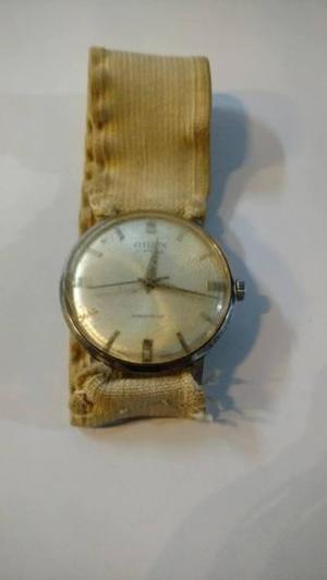 Vendo Reloj Citizen 17 Jew. Shockproof