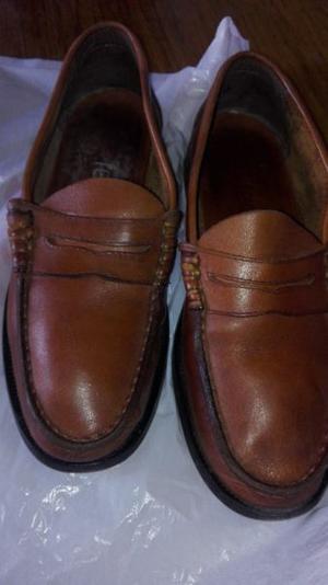 Vendo zapatos de cuero