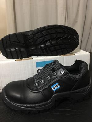 Zapatos de seguridad OMBU talle 40 nuevos.