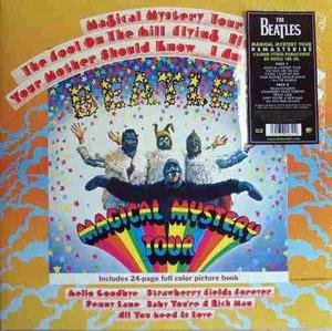 Vinilo Beatles The -magical Mystery - Lp Tour Sellado Import