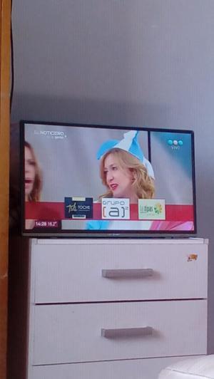 vendo urgente smart tv