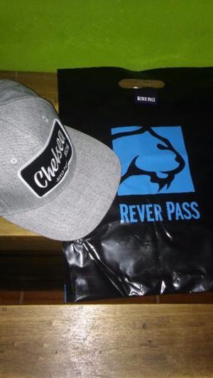Gorra rever pass original