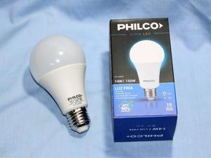 LAMPARAS LED PHILCO 14 WATTS (PACK X10)